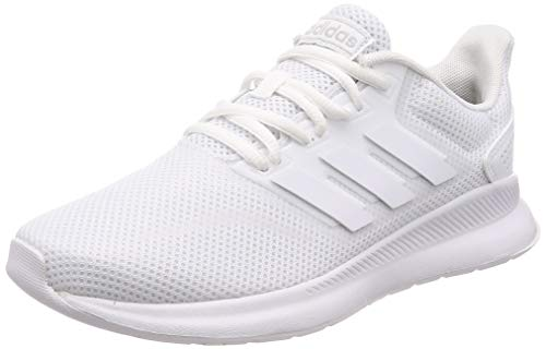 1799 1 adidas womens runfalcon road | adidas Women's Runfalcon Road Running Shoe, Footwear White/Footwear White/Core Black, (UK -6.5) (EU - 40)