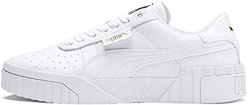 2198 1 puma damen cali wns sneaker | PUMA Damen Cali Wn's Sneaker, Weiß White White, 38.5 EU