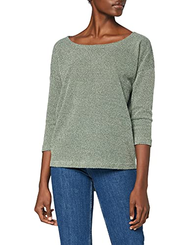 2217 1 only damen onlalba 3 4 top jrs | ONLY Damen ONLALBA 3/4 TOP JRS NOOS T-Shirt, Grün (Green Bay Green Bay), Large (Herstellergröße: L)