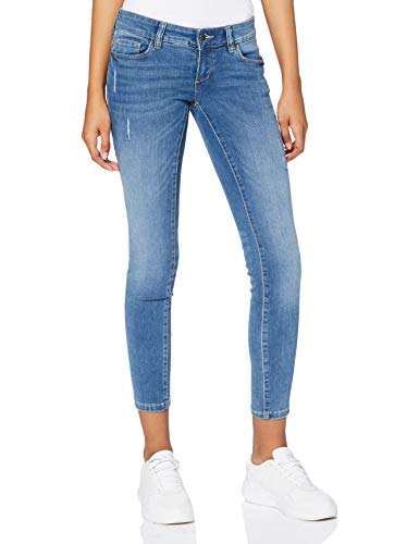 2232 1 only female skinny fit jeans o | ONLY Female Skinny Fit Jeans ONLCoral sl sk 3030Medium Blue Denim