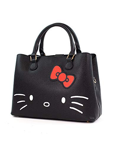 2271 1 hello kitty shopper bag with | Hello Kitty - Shopper Bag With Debossing And Print Multicolor