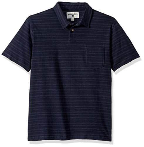 2605 1 billabong jungen standard issu | BILLABONG Jungen Standard Issue Polo Poloshirt, Navy, XL