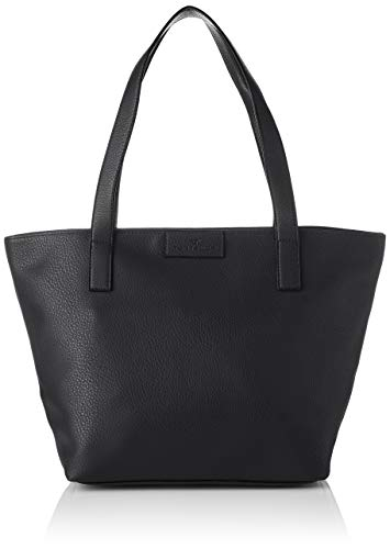 3657 1 tom tailor damen taschen gel | TOM TAILOR Damen Taschen & Geldbörsen Shopper Miri schwarz/black,OneSize