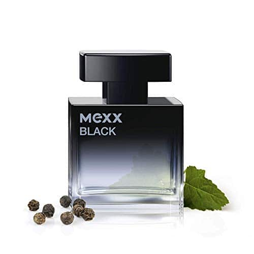 1989 3 mexx black man eau de toil | Mexx Black Man – Eau de Toilette Natural Spray – Würzig-frisches Herren Parfüm – 1er Pack (1 x 50ml)