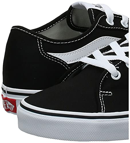 2072 8 vans damen filmore decon sneak | Vans Damen Filmore Decon Sneaker, Schwarz ((Canvas) Black/True White 1Wx), 40 EU