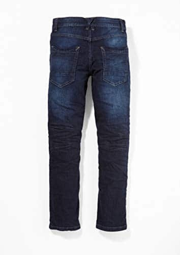 2135 4 s oliver jungen 5 pocket hose | s.Oliver Jungen 5-Pocket Hose, Blau (Blue Denim Stretch 58Z2), 140