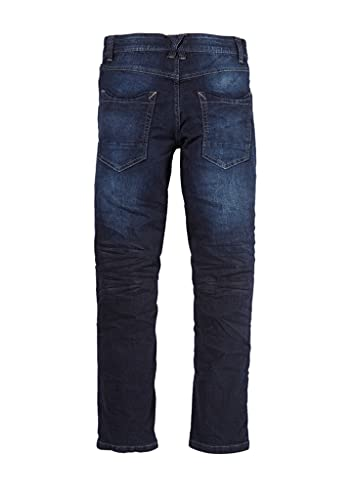 2135 5 s oliver jungen 5 pocket hose | s.Oliver Jungen 5-Pocket Hose, Blau (Blue Denim Stretch 58Z2), 140