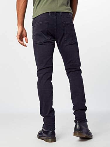 2167 3 replay herren anbass slim jean | Replay Herren Anbass Slim Jeans, Grau (Dark Grey 097), W31/L30 (Herstellergröße: 31)