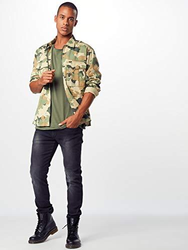 2167 4 replay herren anbass slim jean | Replay Herren Anbass Slim Jeans, Grau (Dark Grey 097), W31/L30 (Herstellergröße: 31)