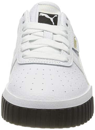 2197 2 puma damen cali wns sneaker | PUMA Damen Cali Wn's Sneaker, Weiß White Black, 39 EU