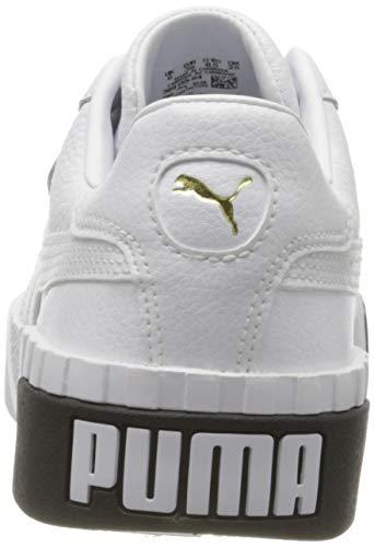 2197 3 puma damen cali wns sneaker | PUMA Damen Cali Wn's Sneaker, Weiß White Black, 39 EU