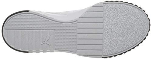 2197 4 puma damen cali wns sneaker | PUMA Damen Cali Wn's Sneaker, Weiß White Black, 39 EU