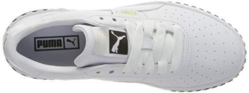 2197 5 puma damen cali wns sneaker | PUMA Damen Cali Wn's Sneaker, Weiß White Black, 39 EU