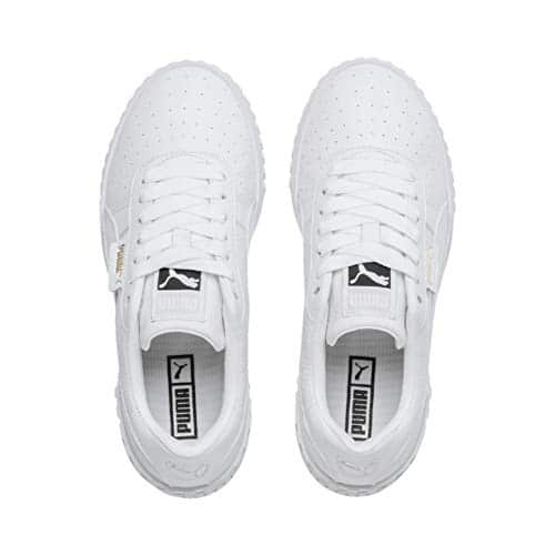 2198 12 puma damen cali wns sneaker | PUMA Damen Cali Wn's Sneaker, Weiß White White, 38.5 EU