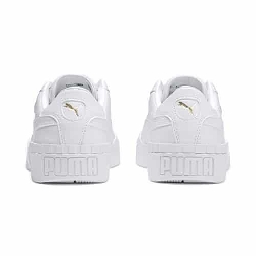 2198 7 puma damen cali wns sneaker | PUMA Damen Cali Wn's Sneaker, Weiß White White, 38.5 EU
