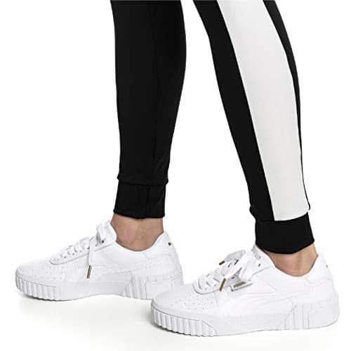 2198 8 puma damen cali wns sneaker   PUMA Damen Cali Wn's Sneaker, Weiß White White, 38.5 EU