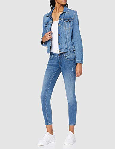 2232 2 only female skinny fit jeans o | ONLY Female Skinny Fit Jeans ONLCoral sl sk 3030Medium Blue Denim