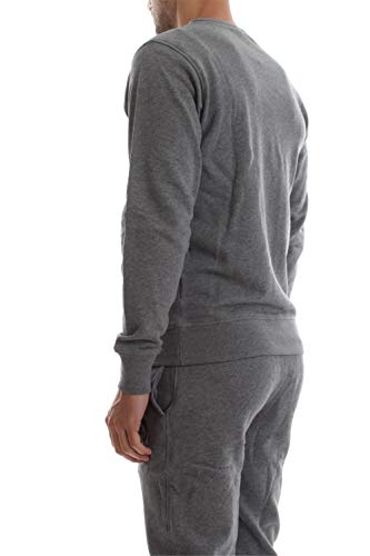 2433 4 diesel herren umlt willy sweat | Diesel Herren Umlt-willy Sweatshirt, Grau (Grey Mélange 96k-0cand), X-Small