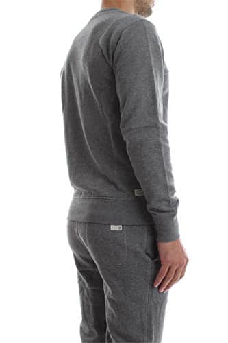 2433 7 diesel herren umlt willy sweat | Diesel Herren Umlt-willy Sweatshirt, Grau (Grey Mélange 96k-0cand), X-Small