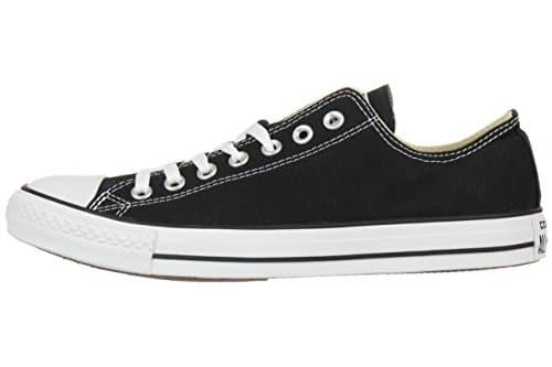 2463 2 converse unisex erwachsene con | CONVERSE Unisex-Erwachsene Converse All Star OX Black M91 Sneakers, Schwarz (Black/White), 43 EU