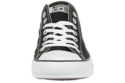 2463 3 converse unisex erwachsene con | CONVERSE Unisex-Erwachsene Converse All Star OX Black M91 Sneakers, Schwarz (Black/White), 43 EU
