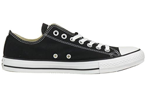 2463 4 converse unisex erwachsene con | CONVERSE Unisex-Erwachsene Converse All Star OX Black M91 Sneakers, Schwarz (Black/White), 43 EU