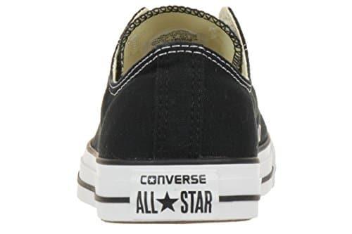 2463 5 converse unisex erwachsene con | CONVERSE Unisex-Erwachsene Converse All Star OX Black M91 Sneakers, Schwarz (Black/White), 43 EU