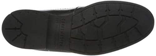 2493 4 clarks herren ronnie limit bro | Clarks Herren Ronnie Limit Brogues, Schwarz (Black Leather), 44 EU