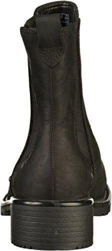 2502 5 clarks damen orinoco club kurz | Clarks Damen Orinoco Club Kurzschaft Stiefel, Schwarz (Black Leather), 41 EU