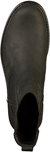 2502 6 clarks damen orinoco club kurz | Clarks Damen Orinoco Club Kurzschaft Stiefel, Schwarz (Black Leather), 41 EU
