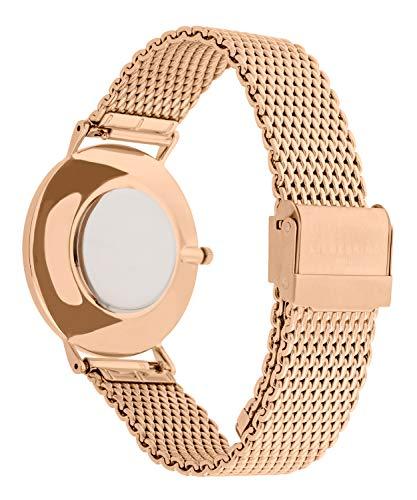 2759 3 liebeskind berlin damen analog   Liebeskind Berlin Damen Analog Quarz Armbanduhr mit Edelstahlarmband LT-0155-MQ