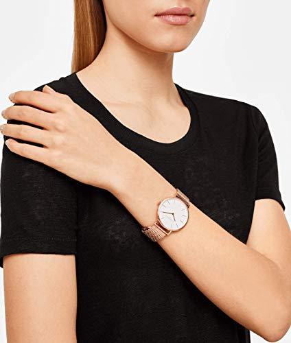 2759 5 liebeskind berlin damen analog   Liebeskind Berlin Damen Analog Quarz Armbanduhr mit Edelstahlarmband LT-0155-MQ
