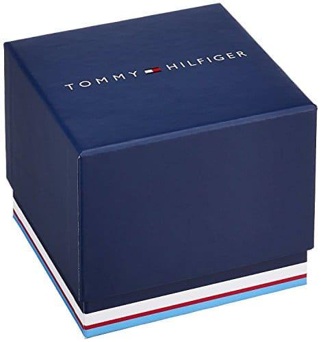 2787 6 tommy hilfiger herren multi zi | Tommy Hilfiger Herren Multi Zifferblatt Quarz Uhr mit Edelstahl Armband 1791560
