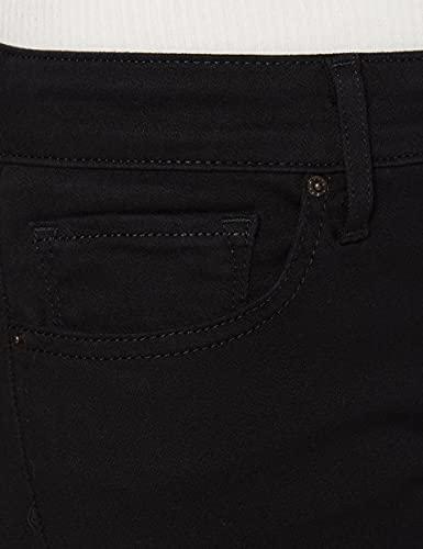 3013 5 levis damen 711 skinny jeans   Levi's Damen 711 Skinny Jeans, Schwarz (Black Sheen 0052), 30W / 32L