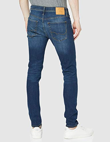 3070 5 jack jones male skinny fit j | JACK & JONES Male Skinny Fit Jeans Liam ORIGINAL AM 014 3232Blue Denim