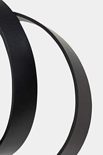 3140 2 esprit damen classic guertel | ESPRIT Damen Classic Gürtel, Schwarz (Black 001), 6661 (Herstellergröße: 100)