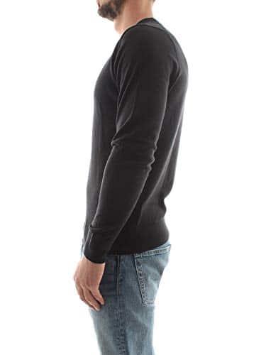 3276 3 tommy hilfiger herren core cot | Tommy Hilfiger Herren CORE Cotton-Silk CNECK Pullover, Schwarz (Flag Black 032), XX-Large