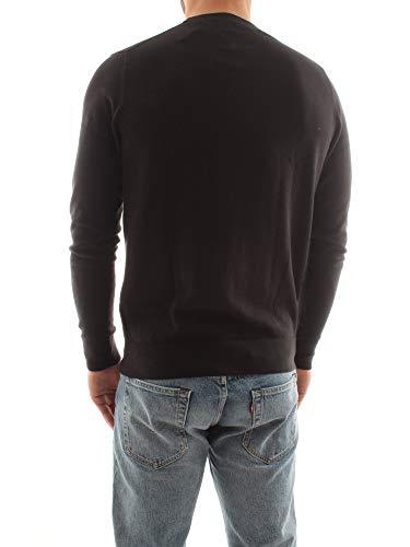 3276 5 tommy hilfiger herren core cot | Tommy Hilfiger Herren CORE Cotton-Silk CNECK Pullover, Schwarz (Flag Black 032), XX-Large