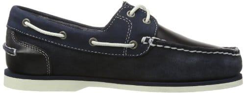3521 6 timberland damen classic mokas | Timberland Damen Classic Mokassins Bootsschuhe, Blau (Navy), 39 EU