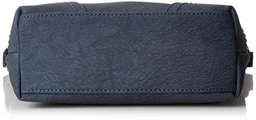 3656 4 tom tailor damen taschen gel | TOM TAILOR Damen Taschen & Geldbörsen Umhängetasche IMERI dark blue cognac,OneSize,C050,6000