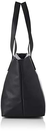 3657 3 tom tailor damen taschen gel | TOM TAILOR Damen Taschen & Geldbörsen Shopper Miri schwarz/black,OneSize