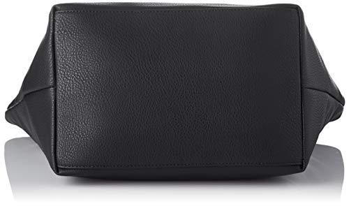 3657 4 tom tailor damen taschen gel | TOM TAILOR Damen Taschen & Geldbörsen Shopper Miri schwarz/black,OneSize
