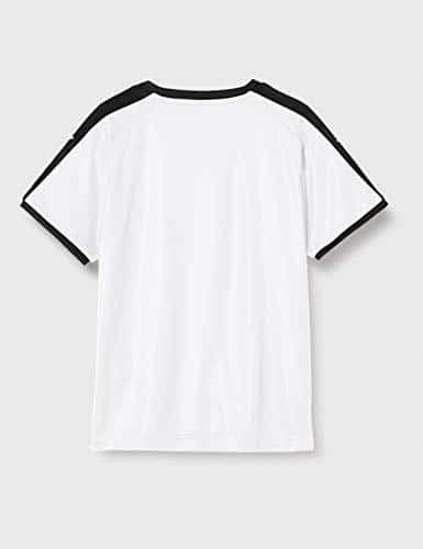3856 3 puma kinder liga jersey jr t s | PUMA Kinder Liga Jersey Jr T-shirt, weiß (Puma White/Puma Black), 152