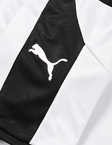3856 5 puma kinder liga jersey jr t s | PUMA Kinder Liga Jersey Jr T-shirt, weiß (Puma White/Puma Black), 152