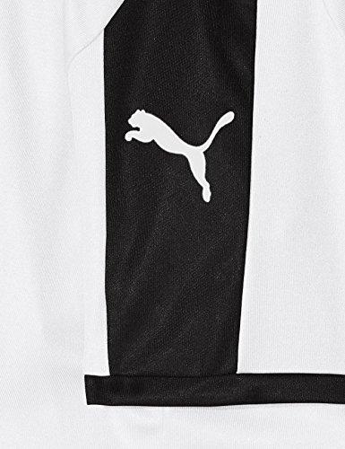 3856 7 puma kinder liga jersey jr t s | PUMA Kinder Liga Jersey Jr T-shirt, weiß (Puma White/Puma Black), 152