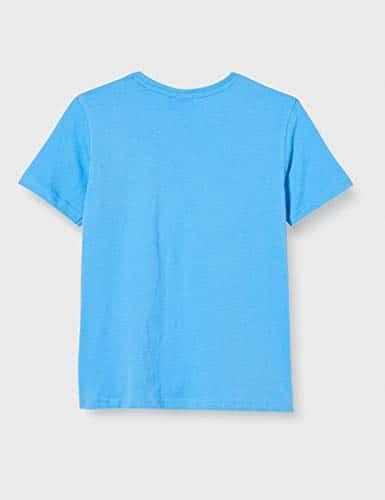 3894 3 salt pepper jungen 03112151   Salt & Pepper Jungen 03112151 T-Shirt, Blau (River Blue 451), 116 (Herstellergröße: 116/122)