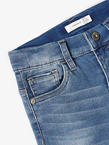 4018 2 name it boy x slim fit jeans s   NAME IT Boy X-Slim Fit Jeans Sweatdenim 164Light Blue Denim