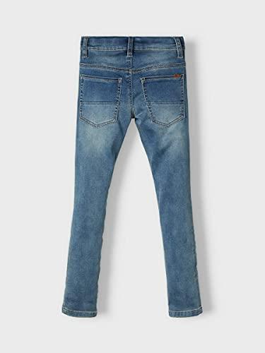 4018 3 name it boy x slim fit jeans s   NAME IT Boy X-Slim Fit Jeans Sweatdenim 164Light Blue Denim