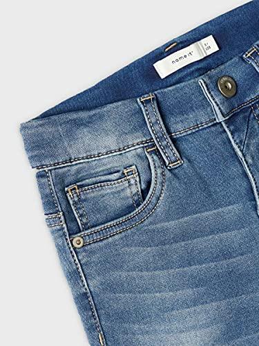 4018 5 name it boy x slim fit jeans s   NAME IT Boy X-Slim Fit Jeans Sweatdenim 164Light Blue Denim