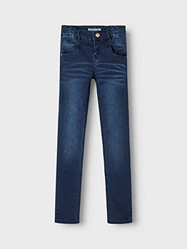 4055 5 name it girl jeans skinny fit | NAME IT Girl Jeans Skinny Fit 146Dark Blue Denim